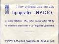 TIPOGRAFIA RADIO