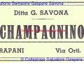 CHAMPAGNINO DITTA G. SAVONA