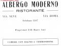 ALBERGO MODERNO