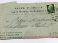 BANCO DI SICILIA 1940