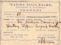 CASINA DELLE PALME - 1952