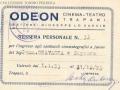 ODEON - 1953