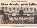 1974 - FULMINE PETROSINO