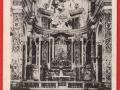 ALTARE IN MARMO DEL GAGINI - CHIESA DEL COLLEGIO - LA SERENISSIMA