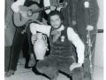 TARTARO CON I FIGLI SALVATORE E BEPPINO  1975