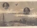 MONOPLANO - 16 AGOSTO 1913 - AVIATORE DE DOMINICIS - GIANQUINTO