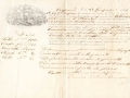 1865 (23-6) - POLIZZA DI CARICO