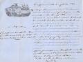 1873 (19-7) - POLIZZA DI CARICO
