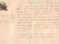1899 (4-7) - POLIZZA DI CARICO - BILANCELLA SANTA ROSARIA - CAP. PIETRO GABRIELE