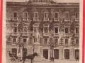 GRAND HOTEL E MONUMENTO A GARIBALDI - PATRICOLO