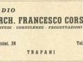 ARCHITETTO CORSO FRANCESCO