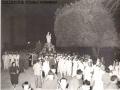 1) 31 LUGLIO 1954 - LA MADONNA LASCIA IL SANTUARIO