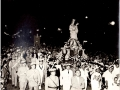 16) 1954 - LA MADONNA IN PIAZZA VITTORIO EMANUELE