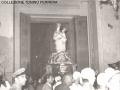 25) 1954 - LA MADONNA ENTRA NELLA CATTEDRALE DI S.LORENZO