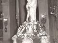 26) 1954 - LA MADONNA ENTRA NELLA CATTEDRALE DI S.LORENZO