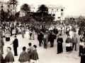 34) 1954 - LA MADONNA IN VIALE REGINA ELENA