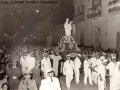 5) 1954 -  LA MADONNA IN VIA CONTE AGOSTINO PEPOLI