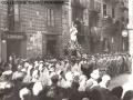 28) 1954 - LA MADONNA STA PER GIRARE IN CORSO VITTORIO EMANUELE
