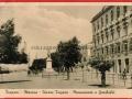 MARINA - PIAZZA IMPERO - MONUMENTO A GARIBALDI - GIACALONE