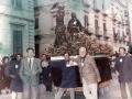 getsemani via spalti fine anni 70