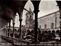 MUSEO NAZIONALE PEPOLI - LOGGIATO SUPERIORE DEL CHIOSTRO (SEC.XVII) - GIARRIZZO