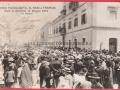 1914 - VIA MAZZINI. INGRESSO TRIONFALE  . . . . - GIANQUINTO