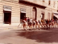 1982 - CAMP. ITALIANI SU PISTA  (RECTO)