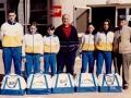 1998 - CAMP. ITALIANI INDOOR RAGAZZI (RECTO)