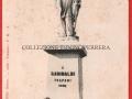 STATUA DI GARIBALDI ALLA MARINA - LA BELLA