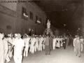6) 1954  - LA MADONNA IN VIA CONTE AGOSTINO PEPOLI