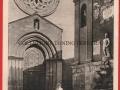 CHIESA DI S.AGOSTINO (STILE GOTICO - SEC.XI) - FONTANA SATURNO (SEC.XIV) - MANNONE (16-12-1932)