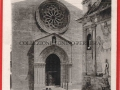 CHIESA S.AGOSTINO (SECOLO XII) E FONTANA SATURNO - TARTARO A.(23-1-1925)