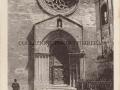 FACCIATA CHIESA S.AGOSTINO - LA SERENISSIMA  (3-4- 1925)