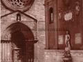 PIAZZA SATURNO E CHIESA S.AGOSTINO - MANNONE DI GABRIELE