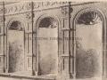 ANNUNZIATA - DETTAGLI DELLA CAPPELLA DEL CRISTO RISORTO - SECOLO XIV - GIANQUINTO