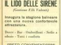 1960 LIDO DELLE SIRENE