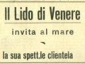 1960 LIDO DI VENERE