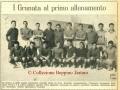 1960-61 TRAPANI CALCIO PRIMO ALLENAMENTO