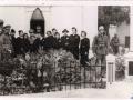 1938 - VISITA DI S.E.BARTOLOMASI AL 76  REGG.FANTERIA (4)
