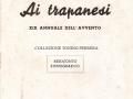 1941 - CUCCO AI TRAPANESI - 1