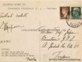 1942 - COMANDO FEDERALE G.I.L. TRAPANI (VERSO)