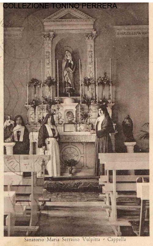 Cappella Serraino Vulpitta